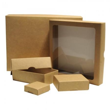 Коробки из двух частей
