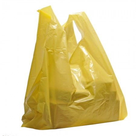 Plastic shopping bags with...