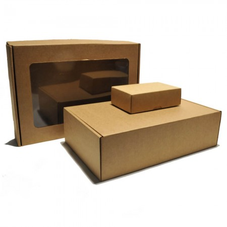 Quick-closing boxes