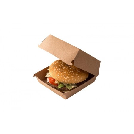 Box for burgers