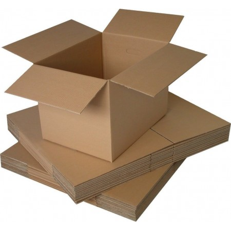 Гофрокартонные коробки