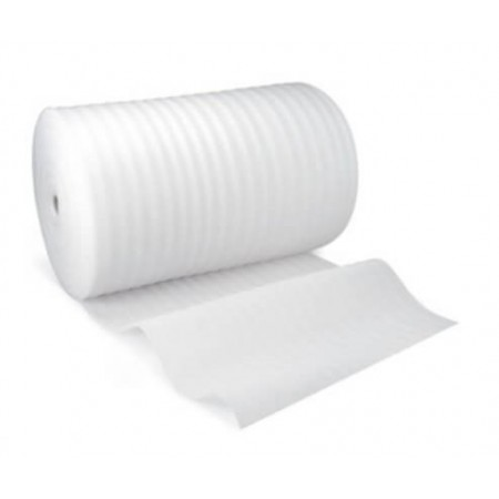 Polyethylene foam film