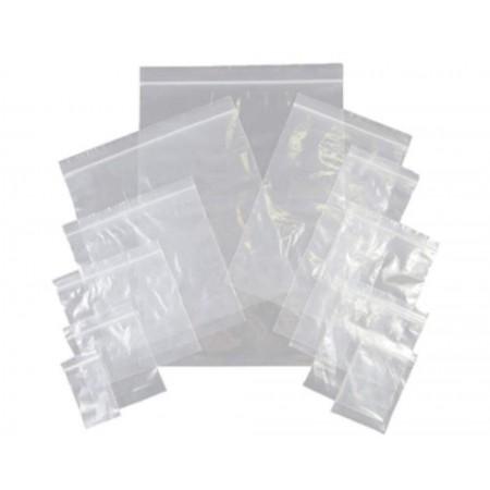 Squeezable Zip-lock bags