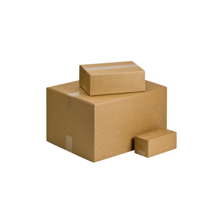 Коробки для M размера...