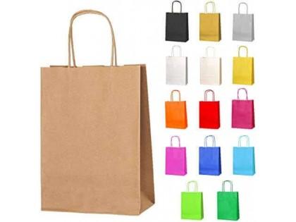 Maišeliai | Popieriniai maišeliai | Dovanų maišeliai | Spauda