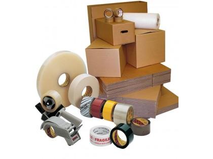 Sūtījumu iesaiņojums | Piegādes materiāli